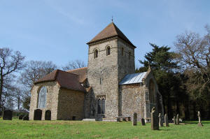 Melton Constable Church