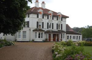 East Winch Hall, Norfolk