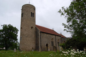 St. Mary's Church, Gissing