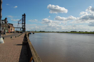 River Great Ouse at King's Lynn