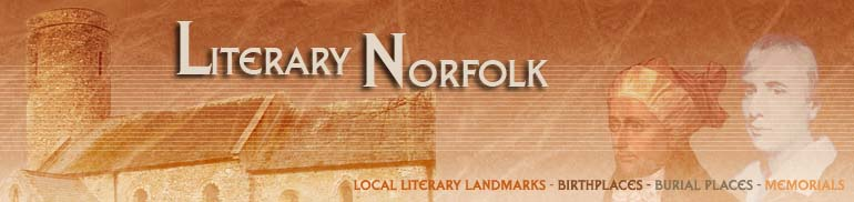 Literary Norfolk Header and Logo