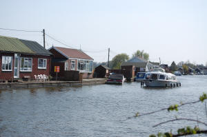 The River Thurne