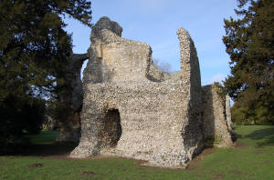 Weeting Castle, Norfolk