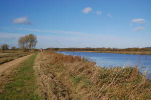 River Yare at Claxton